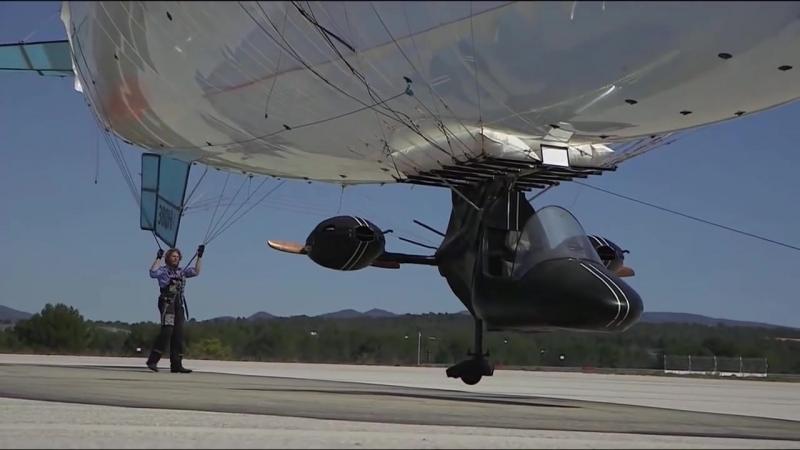 Die neuen Luftschiffe - FUTUREMAG - ARTE
