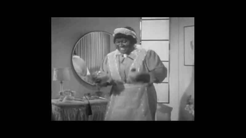 Hattie McDaniel And Patricia Ellis Swing It With A Rhumba