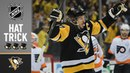 Sidney Crosby earns hat trick in Game 1 rout of Flyers