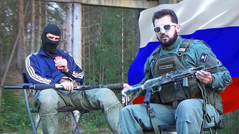 Как купить КАЛАШ в России | Огнестрельная беседа Feat RUSSIAN MAKAKA