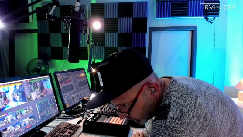 DJ IRVIN CEE Looking for the Perfect Beat 201840