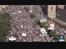Thousands of Yemenis have once again taken to the streets of the capital Sana'a to denounce Saudi
