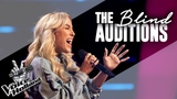 Kimberly Fransens My Heart Will Go On The voice of Holland The Blind Auditions Seizoen 9