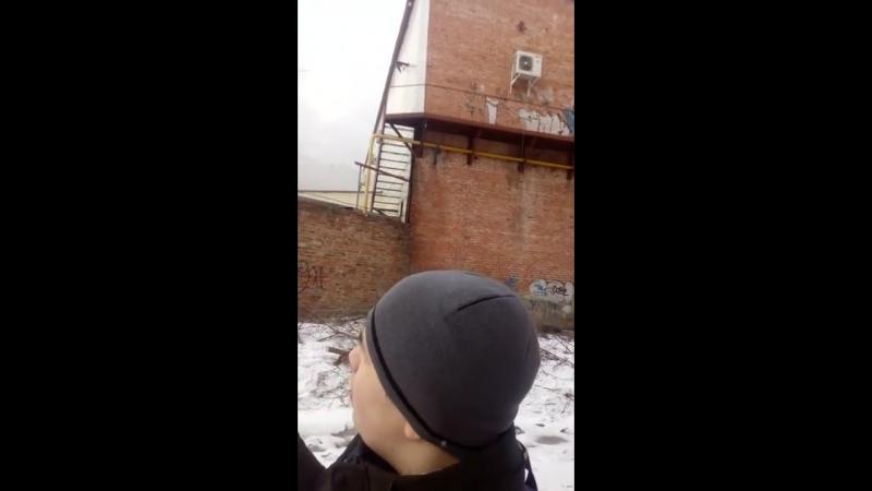 2 Пожар в ТРЦ Зимняя Вишня Кемерово Видео №5