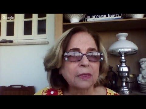 Fórum Onze e Meia | Hildegard Angel fala sobre revelações da ditadura