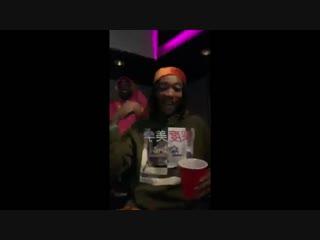 Snippet: Trippie Redd — «I'm Alright!» (Feat. Preme & Wiz Khalifa)
