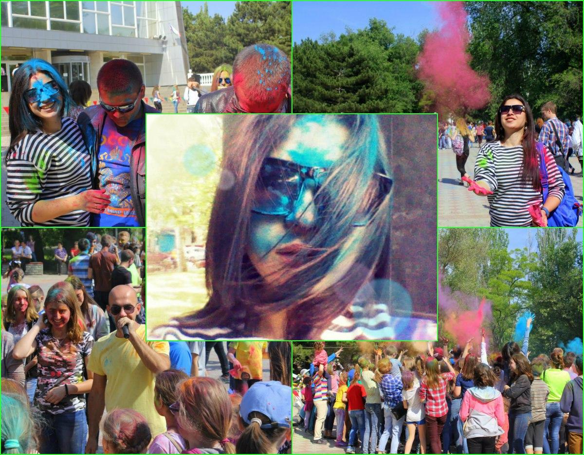 В Армянске пройдет фестиваль красок