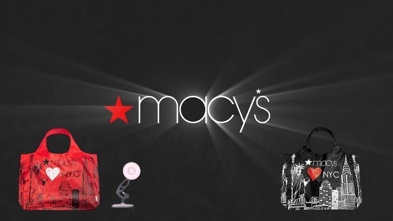 1483-Macys Spoof Pixar Lamps Luxo Jr Logo