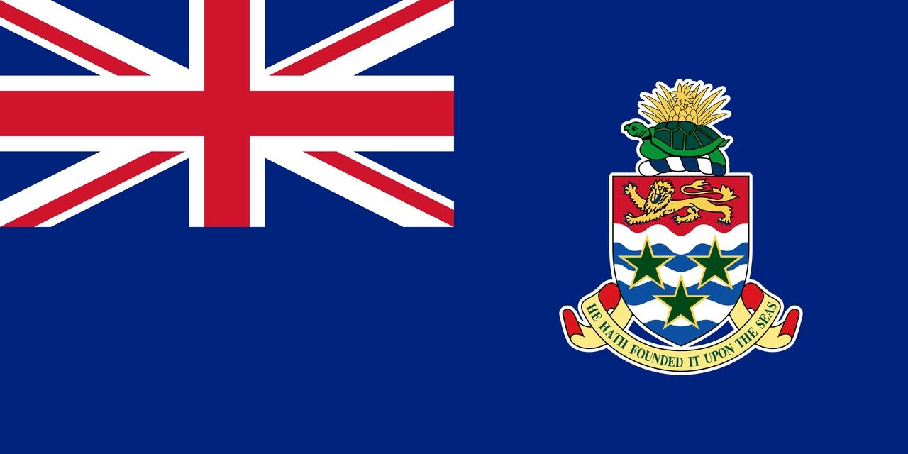 Флаг Острова Кайман
