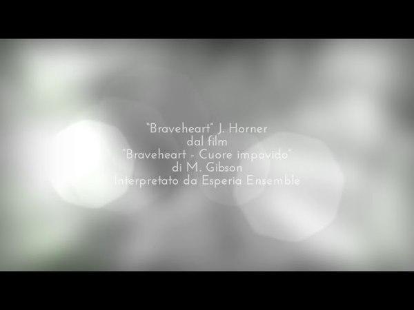 "Braveheart (James Horner) da ""Braveheart - Cuore impavido"""