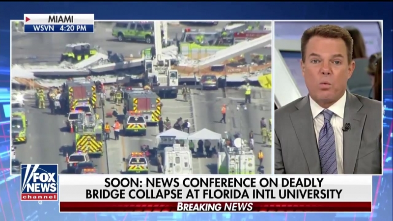 BREAKING NEWS- FIU bridge collapses fatalities reported, Florida officials say