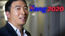 Andrew Yang Running for President in 2020 on Universal Basic Income