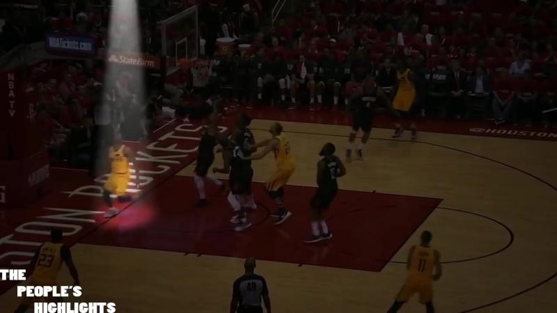 Kobe Bryant Detail Season 1 Episode 3 - Donovan Mitchell vs Rockets Round 2 Game 1 Breakdown!