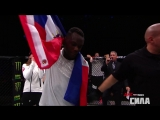 Fight Night Singapore Ovince Saint Preux vs Tyson Pedro - Always Going for the First Round Finish