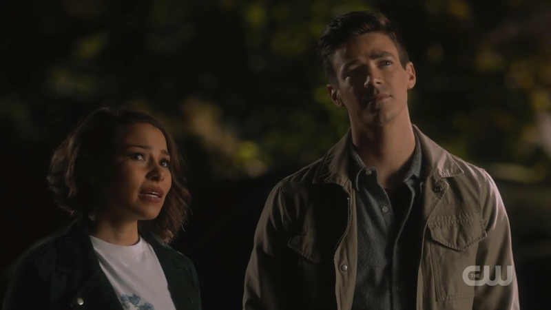 Nora And Barry Go Back In Time And Visit Henry/Nora Allen || The Flash 5x08 1080p 60fps