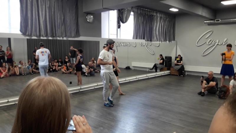 Forroaru-3 день-Бруно и Настя