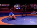 Абдулрашид Садулаев, Каспийск, Чемпионат Европы-2018, вольная борьба. Лучшее