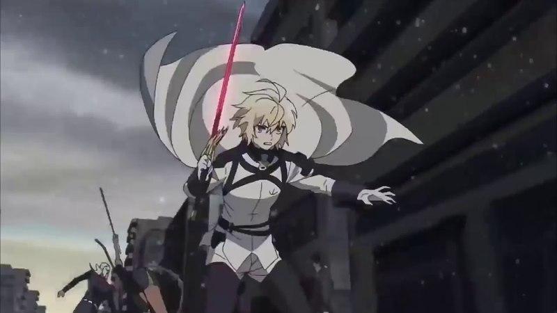Умереть чтобы все вернуть назад anime amv ПОСЛЕДНИЙ СЕРАФИМ