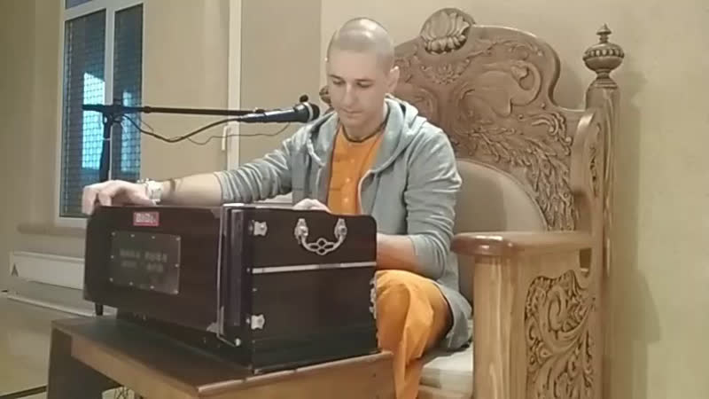 Нанда Дулал пр. Лекция по ШБ 5.4.6 (только для вайшнавов!)