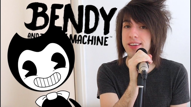 BENDY AND THE INK MACHINE Build Our Machine cover
