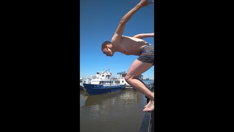 Урок 2 Как и зачем прыгать в воду смотреть онлайн без регистрации