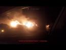 Огонь охватил несколько домов в подмосковной деревне Лешково