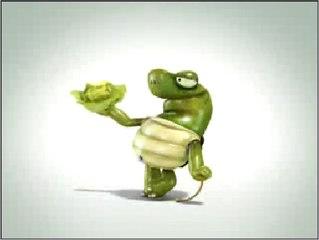 Прикольный мультик про черепаху