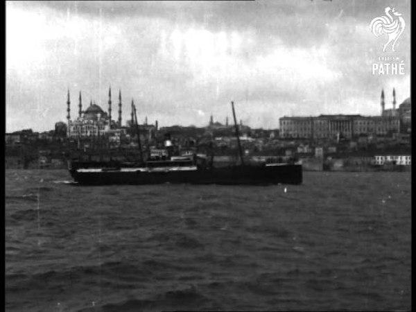 Bosporus - Istanbul (1910)   British Pathé