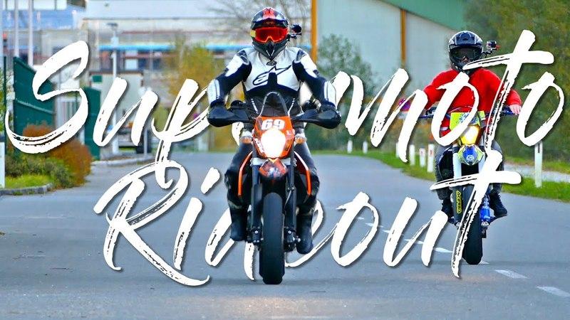 SUPERMOTO RIDEOUT | KTM 690 SMC | SMC R | broda