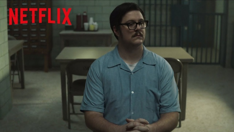 MINDHUNTER | Cameron Britton Transforms Into Disturbed Killer Ed Kemper | Netflix