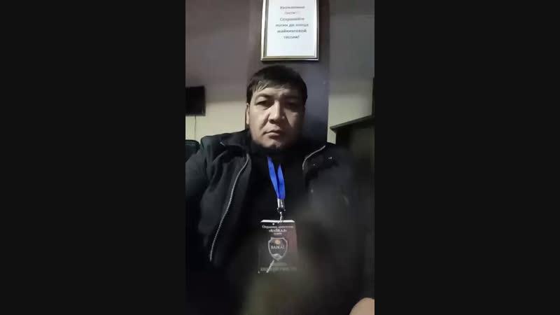 Фархат Абдумансуров Live