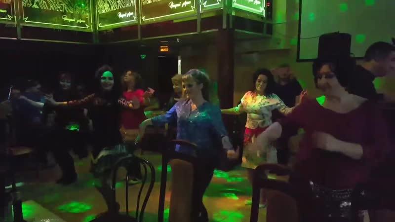 Танцевальный флешмоб Amira в Восточной сказке - 2018. Оленегорск