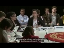 VIDEO: This is a very shocking video of intellectuals from Europe discussing some very critical subjects about the Future of P