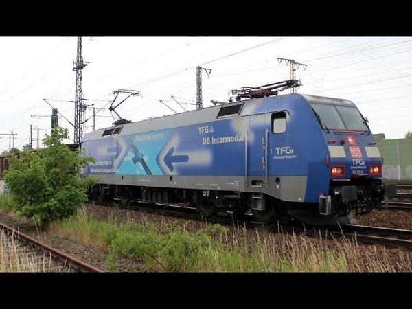 Bahnverkehr in Niedersachsen - 235