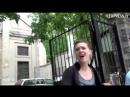 Zaz круто поёт на французском с хриплым голосом