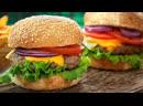 Говяжий бургер со свекольным релишем и картофельными дольками - рецепт от Гордона Рамзи