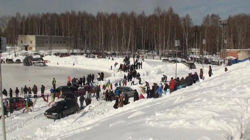 Gymkhana ice - Джимкана