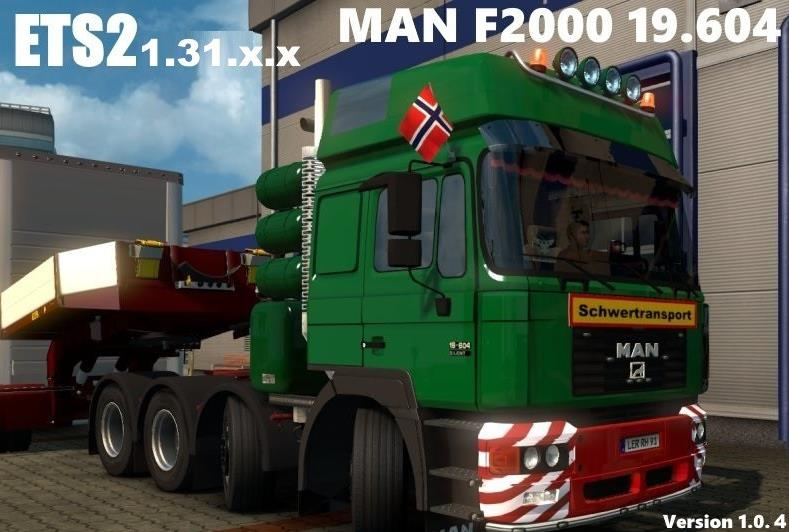 MAN F2000 19.604 V 1.0.4