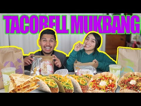 He Could Have Died Skydiving! *Taco Bell Mukbang*