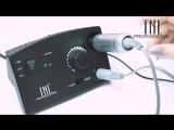 TNL, Машинка для маникюра и педикюра MP-68-2 (черная, 35 000 об.)