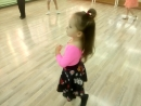 Даже самые маленькие хотят танцевать венский вальс..🌸