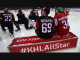Мастер Шоу KHL All Star 2019: Антон Васильев и Марк Верба