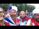 Как живут волонтеры на футбольном празднике в России Рассказывает девушка из столицы Башкортостана! Видео Дарья Репченко