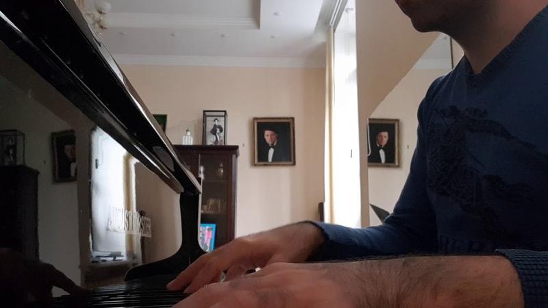 Bon Jovi - It's My Life (piano cover by Anton Svetlichny)