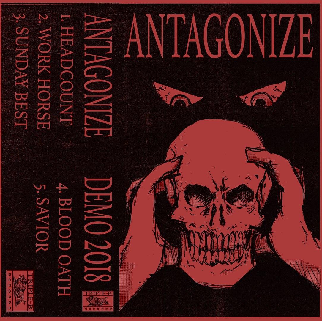 Antagonize - Demo 2018 [EP] (2018)