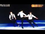 THE ICE愛知公演 地上波 - フィナーレザギトワちゃん昌磨君からThe Other Side昌磨君ネイサンボーヤンの3人コラボ