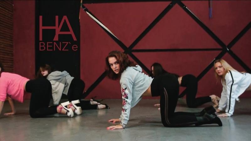 @loktevaa choreo HammAli Navai Чика на BENZ'е