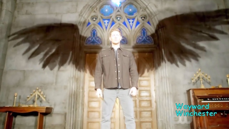 Supernatural 13x23 Dean Says Yes To Michael Gets Possessed By Him