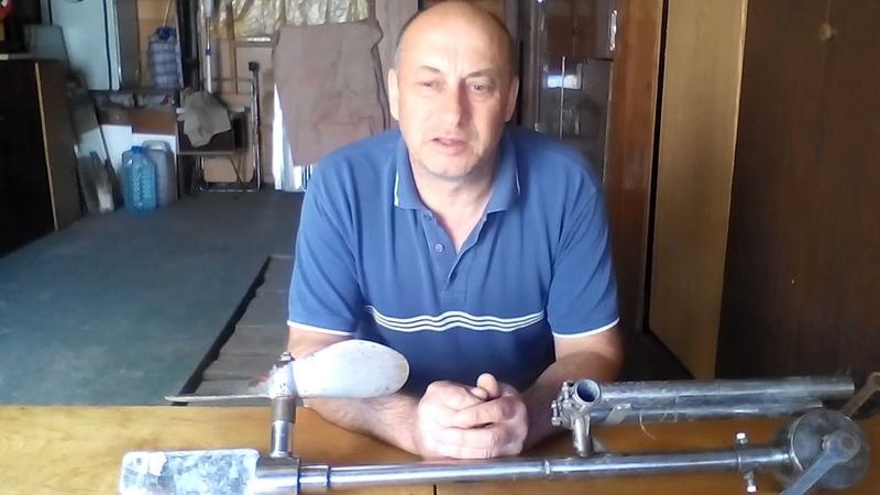 Педальный редуктор для надувных катамаранов