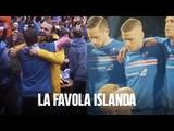 Il calcio per combattere lalcolismo e i suicidi. L'Islanda